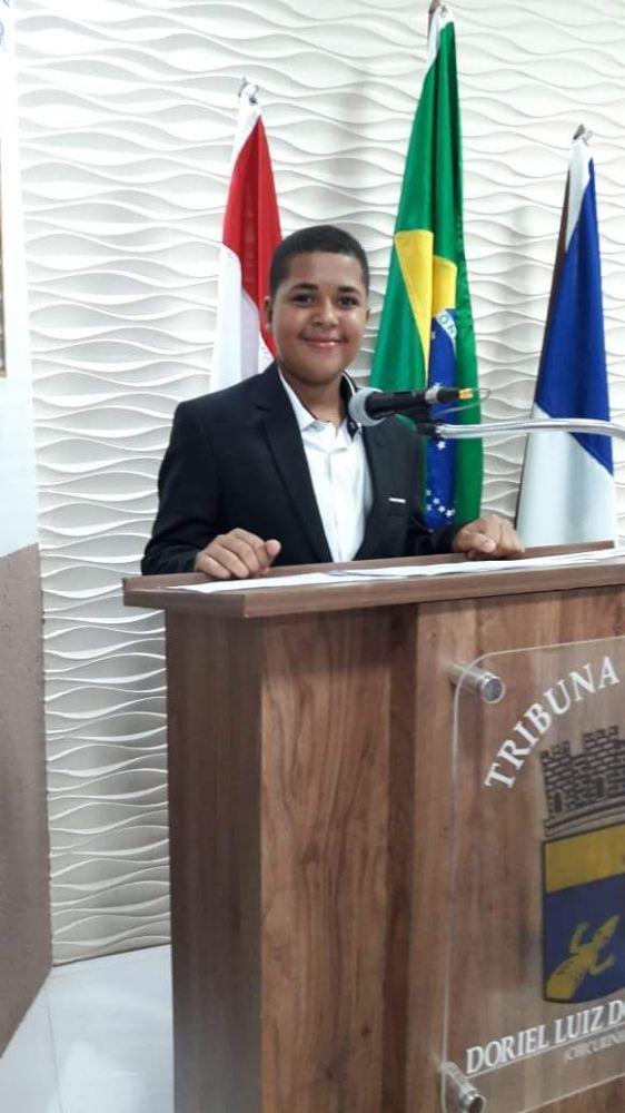 Luan Vieira (Vereador Mirim)